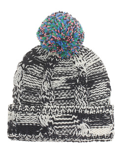 MISSONI Cable Knit Black White