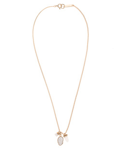 Isabel Marant Étoile All Right Necklace Gold