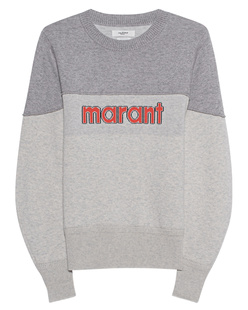 Isabel Marant Étoile Pull Kedy Grey