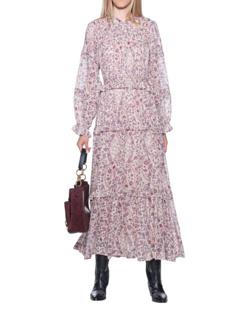 Isabel Marant Étoile Likoya Dress Off-White