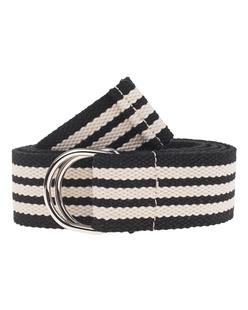 ISABEL MARANT Silmya Black Stripes