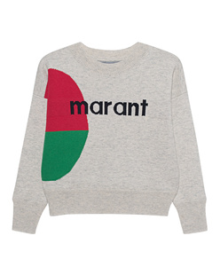 Isabel Marant Étoile Abstract Multicolor