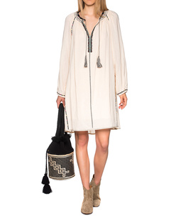 Isabel Marant Étoile Rocky Ecru Embroidered Off-White