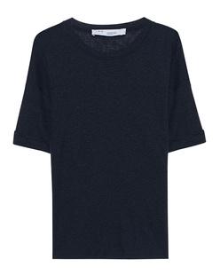 IRO Spivey Shirt Navy