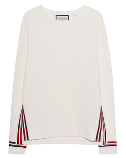 ROQA Stripe Detail Off White