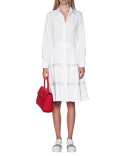 STEFFEN SCHRAUT Shirt Dress White