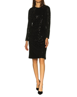 STEFFEN SCHRAUT Sequin Heaped Black