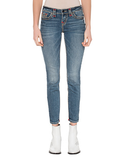 TRUE RELIGION Halle Super T Blue