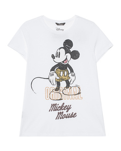 PRINCESS GOES HOLLYWOOD Camouflage Mickey White
