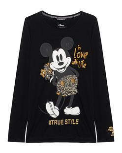 PRINCESS GOES HOLLYWOOD Mickey True Style Black
