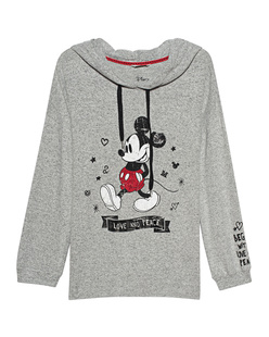 FROGBOX Mickey Love Peace Grey