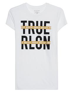 TRUE RELIGION Strikeout White