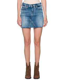 TRUE RELIGION Mini Cut Off Blue