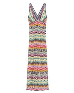 MISSONI Long Multi Glam Dress