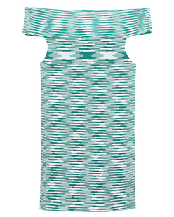 MISSONI Stripe Graphics Green
