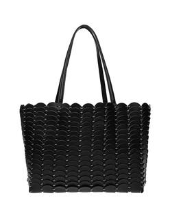 Paco Rabanne Paoio Cabas Shopper Black