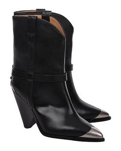Isabel Marant Étoile Lamsy Boots Black