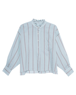 Isabel Marant Étoile Olena Stripes Mint