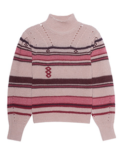 Isabel Marant Étoile Georgie Stripes Multicolor