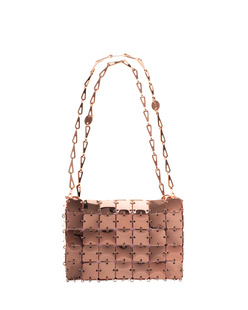 Paco Rabanne Iconic 1969 Square Mini Rose Gold