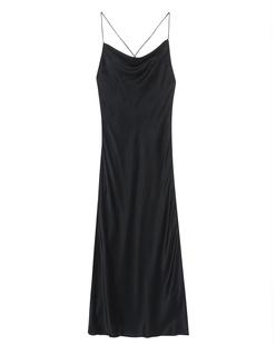 IRO Sugito Slip Dress Black