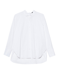 STEFFEN SCHRAUT Long Pleat White