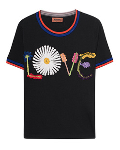 MISSONI Love Flower Black