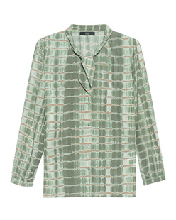 STEFFEN SCHRAUT Silk Stretch Green