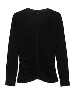 STEFFEN SCHRAUT Knit Blouse Black Grey