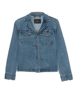 STEFFEN SCHRAUT Denim Jacket Pocket Blue
