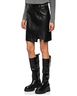 STEFFEN SCHRAUT Leather Belt Black
