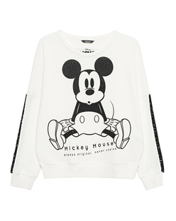 PRINCESS GOES HOLLYWOOD Mickey Sparkle Off White
