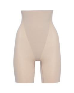 SPANX Trust Your Thinstincts High-Waisted Mid-Thigh Natural