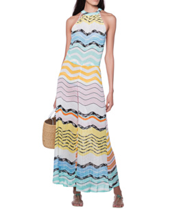 MISSONI MARE Viscose Stripe Multicolor