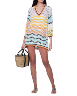 MISSONI MARE Viscose Short Multicolor