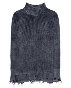 AVANT TOI Turtle Knit Husk Grey