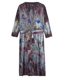 AVANT TOI Flower Kimono Multicolor