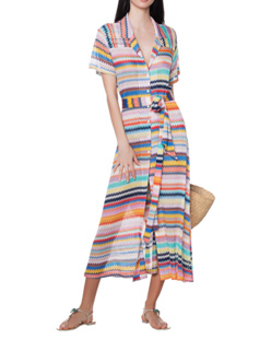 MISSONI MARE Collar Long Multicolor
