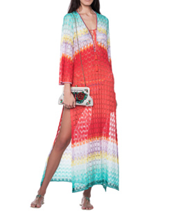MISSONI MARE High Slit Multicolor