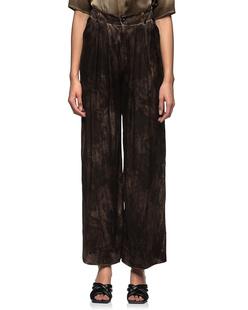 AVANT TOI Silk Camouflage Brown