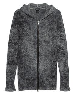 AVANT TOI Hoody Zip Knit Grey
