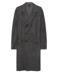 AVANT TOI Merino Cashmere Double Button Anthracite