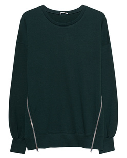iHEART Tora Zipper Green