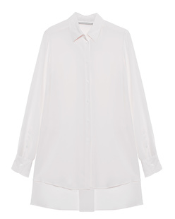 (THE MERCER) N.Y. Long Silk Off White