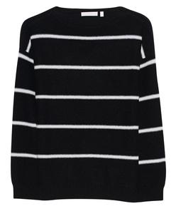 THE MERCER N.Y. Cashmere Stripes Black