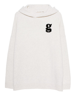 THE MERCER N.Y. Cashmere Hood Off White