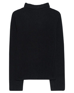 THE MERCER N.Y. Turtleneck Cashmere Black