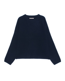 THE MERCER N.Y. Crop Dresden Navy