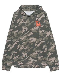 (THE MERCER) N.Y. Camouflage Soraya Eckes x Mercer Green