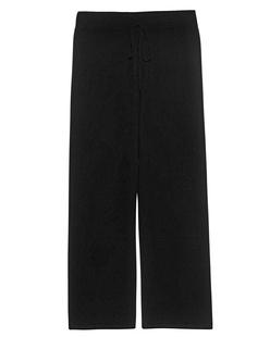(THE MERCER) N.Y. Cashmere Wide Leg Black